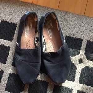 Toms Shoes - Women's Black Toms